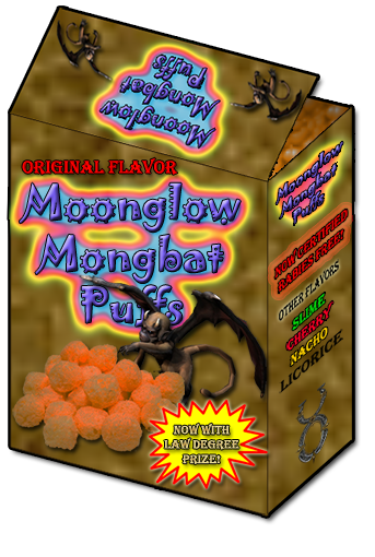 Moonglow Mongbat Puffs!