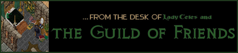 From the desk of Celes of GoF