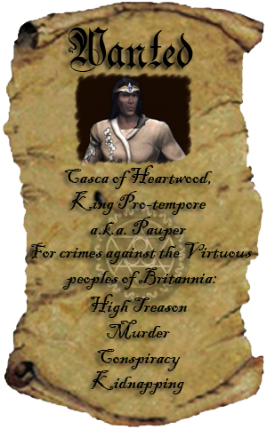 Wanted! Casca of Heartwood, a.k.a. Pauper.