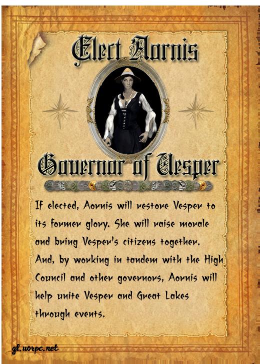 Aornis for Vesper
