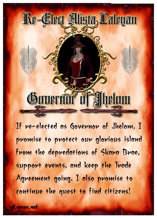 Alista Laleyan for Jhelom
