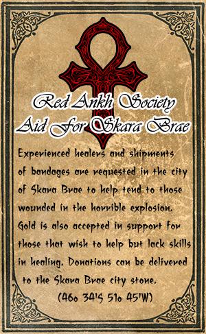 Red Ankh Society