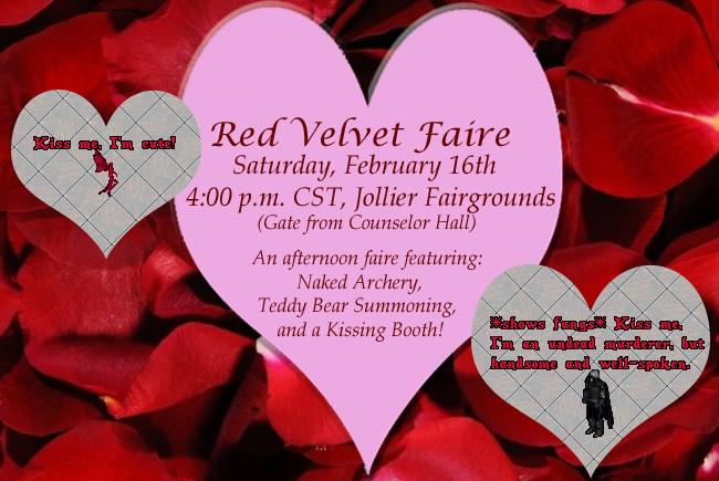 Red Velvet Faire