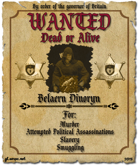 Wanted: Belaern Dinoryn