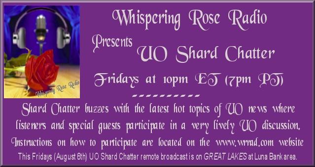 WRRAD Shard Chatter GL