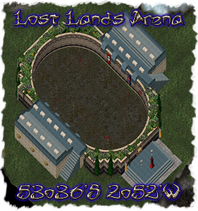 Lost Lands Arena